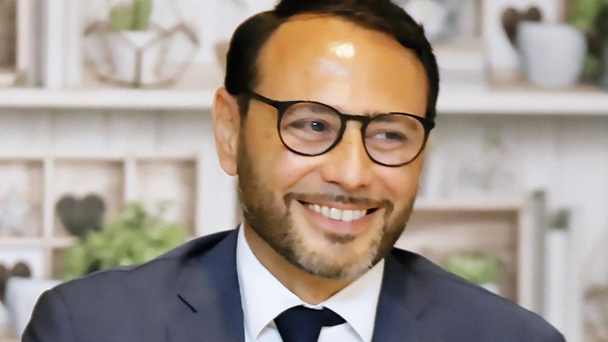 Francesco PRivitera CEO di Sogesa